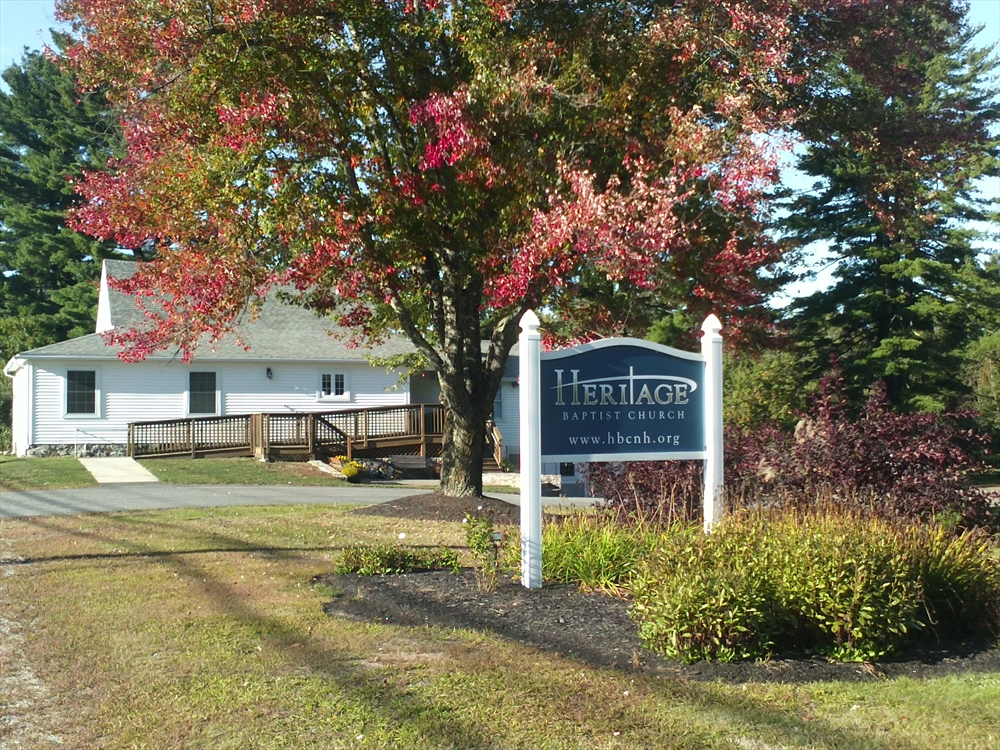 Heritage Baptist Church New Hampshire
